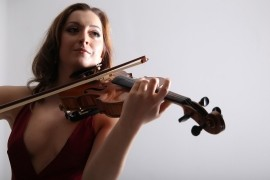 Lucy Johnston Jones - Violinist - London, London