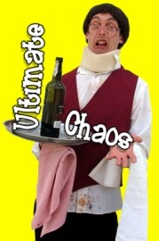 Ultimate Chaos - Comedy Singing Waiters - London