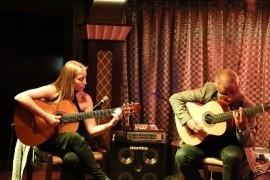 Yunta Brava Duo - Classical / Spanish Guitarist - Spain and Argentina, Spain