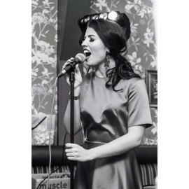 Emma Mawdsley  - Female Singer - Warrington, North of England