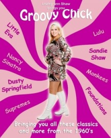 Groovy Chick - Female Singer - Wales