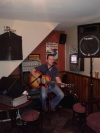 Cyril Cox - Guitar Singer - Connaught