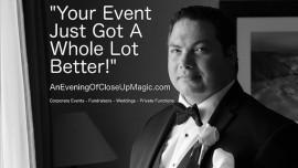 Magician Bill Peterson - Other Magic & Illusion Act - Canada, New Brunswick