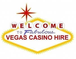 Vegas Casino Hire - Casino & Gambling Tables - Thornaby-on-Tees, North East England