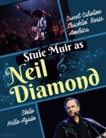 Stuie Muir - Neil Diamond Tribute Act - Southampton, South East