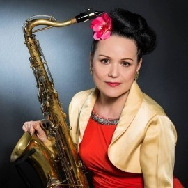 OneLadyJazz  - Saxophonist - Oxford, South East
