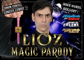 Lioz shem tov - Other Comedy Act -