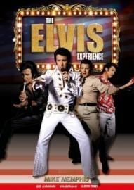 Mike Memphis as Elvis - Elvis Tribute Act - Cramlington, North of England