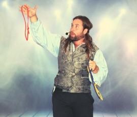Greg Chapman - Magician - Cabaret Magician - Freshwater, South East