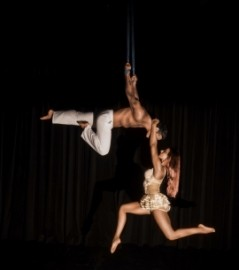 Duo Fusion - Aerialist / Acrobat - London
