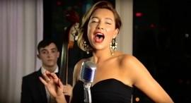 Hazel Sim Singer, Jazz, Bossa, Soul. image