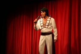 Pete Webb - Elvis Tribute Act - Bedford, East of England