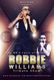 wk as robbie williams - Robbie Williams Tribute Act - Kidderminster, West Midlands