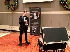 Magic Man and the Magical Misses - Close-up Magician - Evansville, Indiana