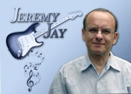 Jeremy Jay - Guitar Singer - Morecambe, North West England
