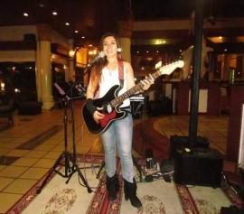 Ms. Lhen - Guitar Singer - Philippines