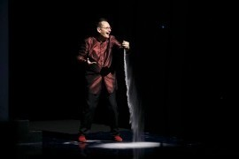 Jean Garin - Other Magic & Illusion Act - Annecy, France