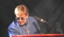 Dieter Graham/# Elton John impersonator  - Elton John Tribute Act - UK, North of England