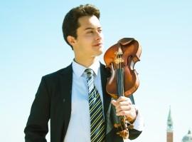 Maksym Sepanenko - Violinist - Ukraine, Ukraine
