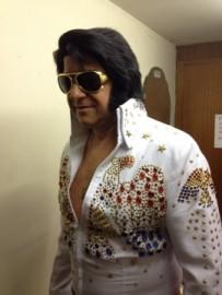 Micky Vegas - Elvis In Concert Tribute Show  - Elvis Impersonator - Fenny Drayton, East Midlands