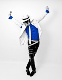 Mitch Mimms as Michael Jackson - Michael Jackson Tribute Act - Merseyside, North of England