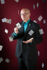 Geoff Williams - Comedy Cabaret Magician - St. Petersburg, Florida