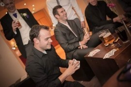 Chris of Clubs  - Close-up Magician - Corsham, South West