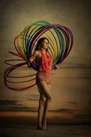 Corean Gonzales - Hula Hoop Performer - Austin, Texas