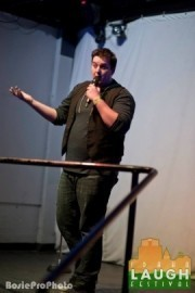 Nick Johnson - Clean Stand Up Comedian - Portland, Oregon