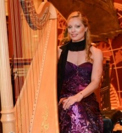 Hannah Kuipers - Harpist - USA, Texas