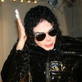 Mickel Jackson - Michael Jackson Tribute Act - croatia, Chile