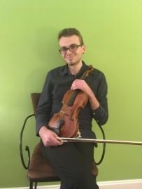 Matthew Musachio--Classical Violinist - Violinist - Baltimore, Maryland