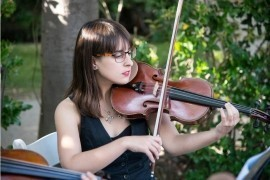 Elba Palomo - Violinist - Los Angeles, California