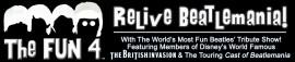 The Fun 4 Beatles' Tribute Show - Beatles Tribute Band - Florida