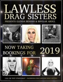 The Lawless Drag Sisters - Drag Queen Act - Doncaster, East Midlands