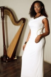 Lyrika Holmes - Harpist - Atlanta, Georgia