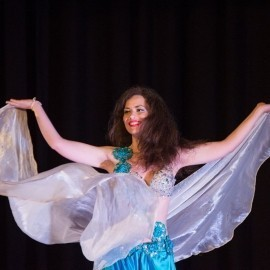 Athina-Maria - Belly Dancer - Leeds, North of England