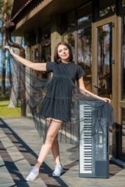 Aksana Kharoshka - Pianist / Keyboardist - U.A.E., Belarus
