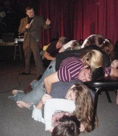 Comedy-Hypnotist Gary Conrad - Other Comedy Act - Charlotte, North Carolina