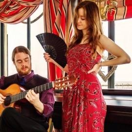 Dulcie May & Stephen Bridgland Jazz Duo - Duo - Ramsgate, South East