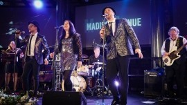 Madison Avenue UK - Soul / Motown Band - Derby, East Midlands