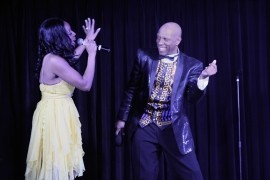The Las Vegas Stars (MOTOWN EXTREME Review) - Tribute Act Group - Las Vegas, Nevada