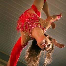 Christie M Palermo - Aerialist / Acrobat - Long Island, New York