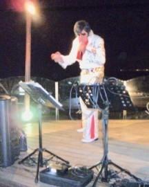 Roy  - Elvis Tribute Act - Bristol, South West