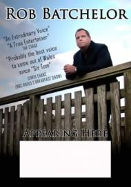 Rob Batchelor - Tom Jones Tribute Act - Bridgend, Wales