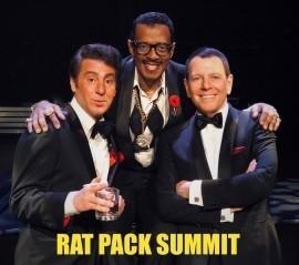 RAT PACK SUMMIT  - Rat Pack Tribute Act - Los Angeles, California