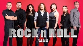 Rock and Roll  Live Cover Band - Cover Band - Belarus, Belarus