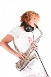 Miss Kitty - Saxophonist - Goldcliff, Wales