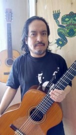 Galo Ceron - Classical / Spanish Guitarist - Scotland