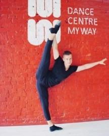 Ihor Pryimak - Male Dancer - Ukraine